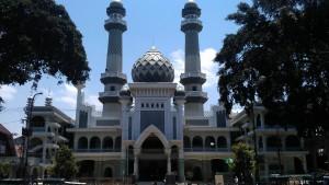 mesjid raya di Malang